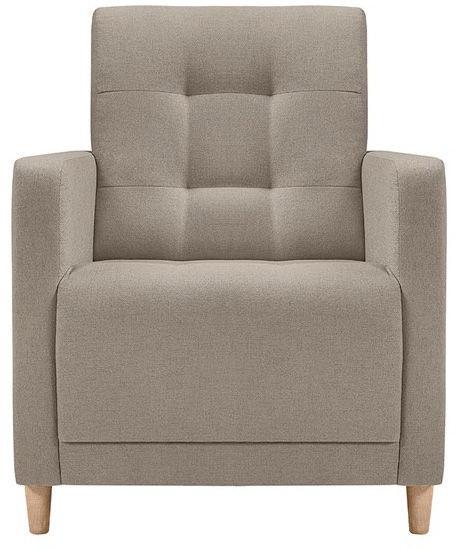 Atzveltnes krēsls Black Red White Lind Es Silver, 76x87x91 cm