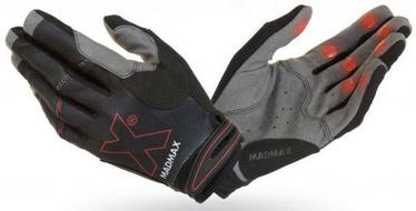 Mad Max Crossfit Gloves Black/Grey MXG103 XL