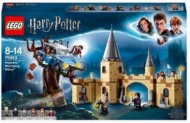 Konstruktors LEGO Harry Potter Cūkkārpas Vālējošais vītols 75953, 753 gab.