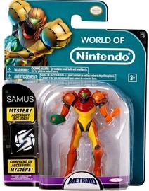 Фигурка World of Nintendo: Metroid - Samus Action Figure 10cm