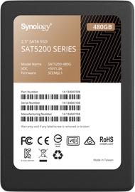 Servera cietais disks (SSD) Synology SAT5200 480GB