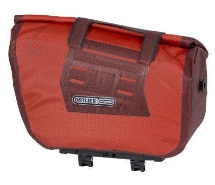 Ortlieb Trunk Bag RC Red/Black 12l