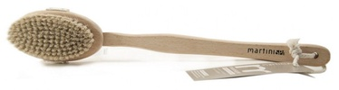 Martini SPA Natural Bristle Massage Brush 04456