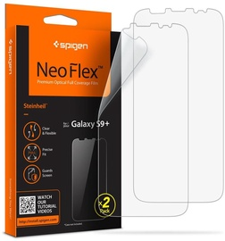 Spigen Neo Flex Screen Protector For Samsung Galaxy S9 Plus