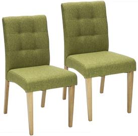 Ēdamistabas krēsls Home4you Enrich Green