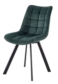 Стул для столовой Halmar K332 Dark Green