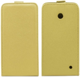 Telone Shine Vertical Book Case For HTC One A9s Gold