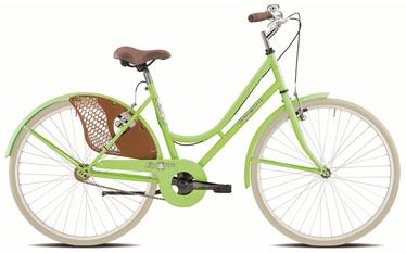 "Velosipēds Esperia Vintage Lady 102280D, zaļa, 26"""