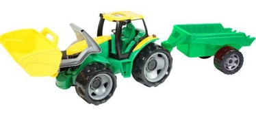 Lena Maxi Tractor With Trailer 2123