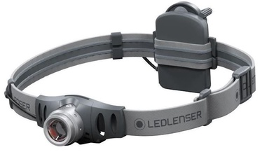 Ledlenser Headlight Silver