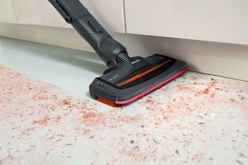 Philips Cordless Vacuum Cleaner SpeedPro FC6722/01 Black