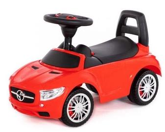 Детская машинка Polesie GT, красный