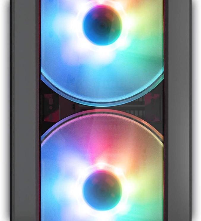 Cooler Master Mastercase H500 ARGB eATX Mid-Tower Iron Gray