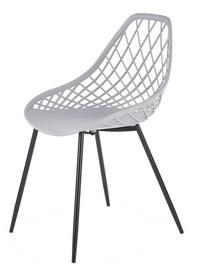 Ēdamistabas krēsls Halmar K330 Light Gray, 1 gab.