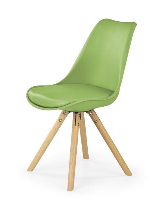 Ēdamistabas krēsls Halmar K201 Green