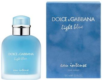 Парфюмированная вода Dolce & Gabbana Light Blue Eau Intense Pour Homme 100ml EDP