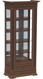 ZOV SV1-80 Display Case Dark Nut