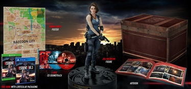Resident Evil 3 Collector's Edition PS4
