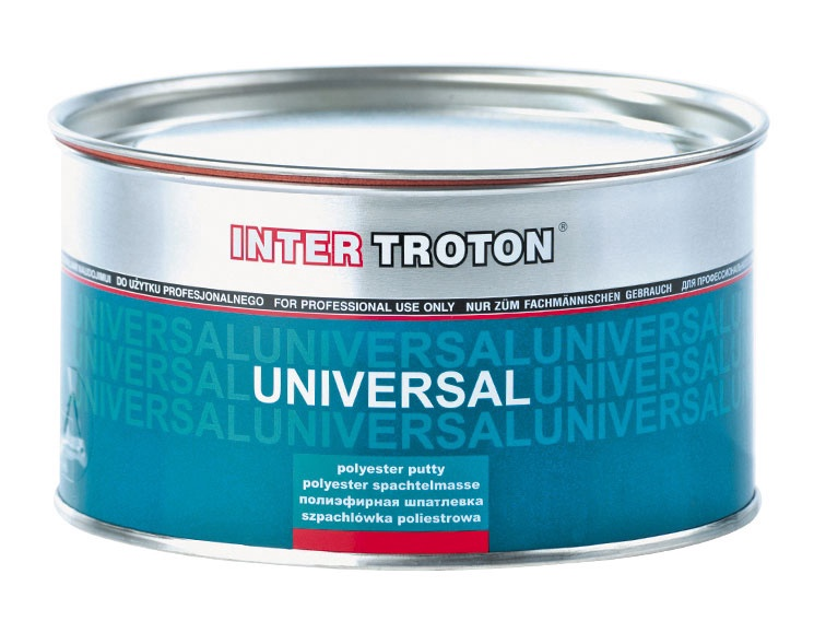 Inter Troton Polyester Universal Putty 10018 /10190 1.9kg