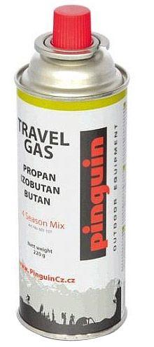 Pinguin Propan-Butan Gas Cartridge 220 G