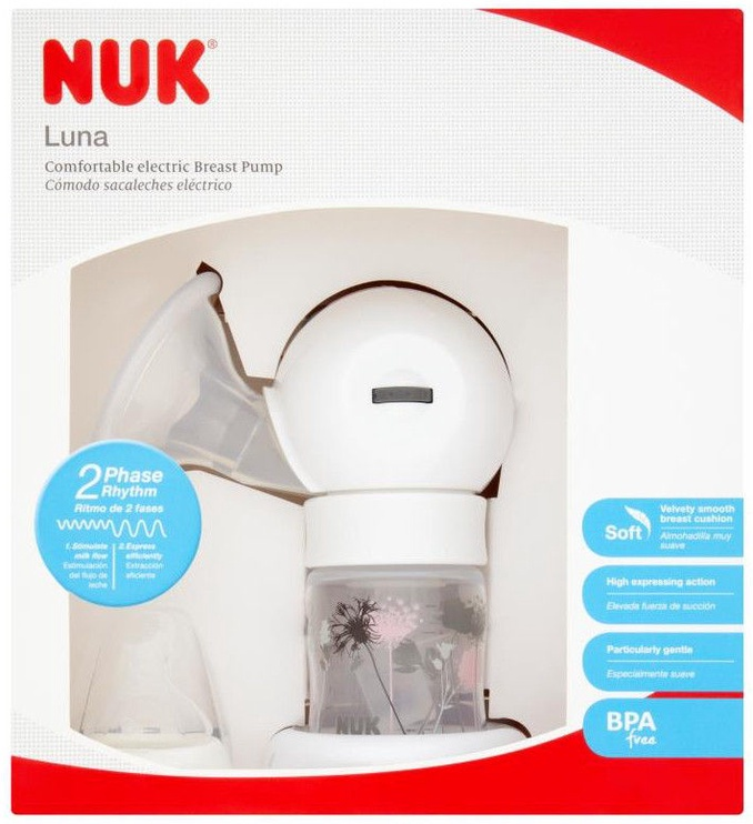 Nuk Luna Electric Breast Pump 10749082