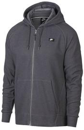 Пиджак Nike Mens Full Zip Optic Hoodie 928475 021 Grey M