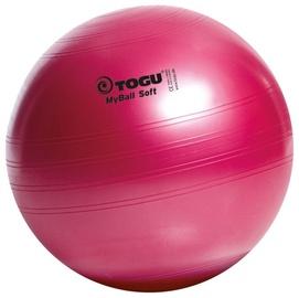Togu MyBall Soft 55cm Rubinrot