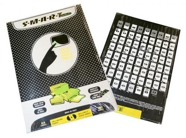 Smart A4 Sticker Paper For Printers 25x15mm