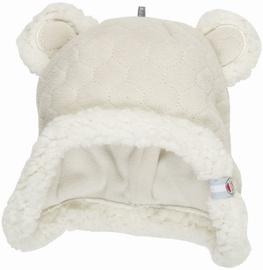 Lodger Baby Fleece Hatter BotAnimal Ivory 6-12