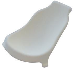 Детское сиденье для ванны BabyDan Bath Support, белый
