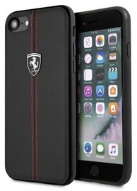Ferrari Heritage Back Case For Apple iPhone 7/8 Black