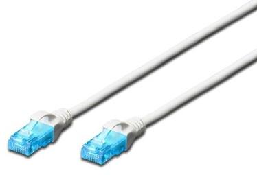 Digitus CAT 5e UTP Patch Cable Grey 0.25m