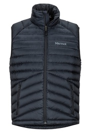 Marmot Mens Highlander Down Vest Black M