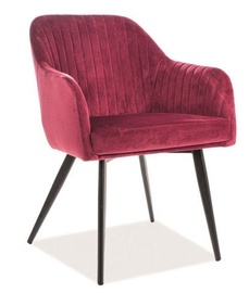 Signal Meble Elina Chair Bordeaux