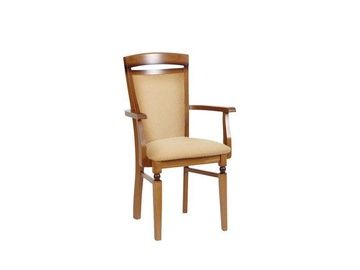 Black Red White Bawaria P Chair Walnut/Brown