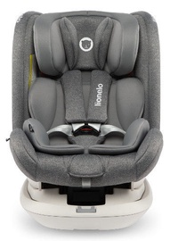 Lionelo Bastiaan RWF Baby Car Seat Stone Grey