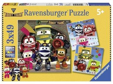 Пазл Ravensburger Best Friends 08047, 3x49 шт.