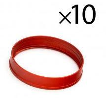EK Water Blocks EK-Torque STC 16/12 Color Rings Pack Red 10pcs