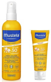 Mustela Sun Spray 2pcs Set SPF50+ 240ml