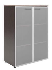 Skyland Wave WMC 85.7 Office Cabinet Sonoma Oak/Legno Dark