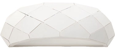Light Prestige Reus Wall Lamp 40W E27 White