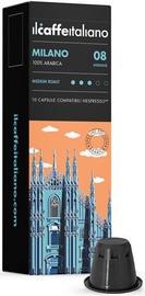 Kafijas kapsulas Il Coffe Italiano Milano, 10 spilventiņi