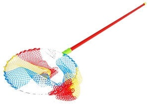 Сачок для бабочек Adriatic Net Colorful