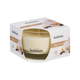Ароматическая свеча Bolsius 63/90 Vanilla