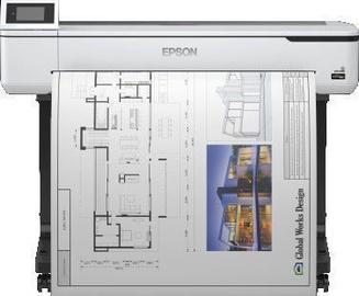 Tintes printeris Epson SureColor SC-T5100, krāsains