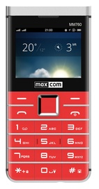 MaxCom MM760 Dual Red