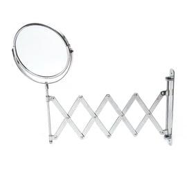 Spogulis Thema Lux BIC-0130B Chrome, stiprināms, 32x15 cm