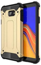 Hurtel Hybrid Armor Back Case For Samsung Galaxy J4 Plus J415 Gold