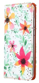 Mocco Smart Trendy Book Case For Samsung Galaxy A6 A600 Flowers