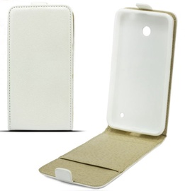 Telone Shine Pocket Slim Flip Case LG L Fino White